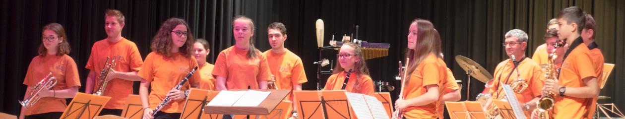 Regionale Jugendmusik ThurTal